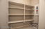 Laundry Rm Storage Shelves