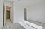 Guest bedroom with Walk in Closet