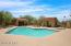 heated pool and spa for Los Vientos