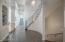 Foyer - basement Transition