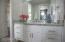 Upstairs Guest Bedroom 2 - Ensuite Bathroom Vanity