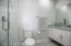 Upstairs Guest Bedroom 1 - Ensuite Bathroom