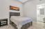 Ensuite Guest Bedroom with Walk-in Closet