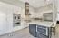 Gourmet Kitchen w/Viking Ovens & Thermador Cooktop, Refrigerator, Dishwasher & Microwave