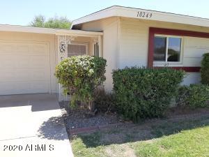 10249 W SNEAD Circle S, Sun City, AZ 85351