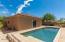 Heated pool!
