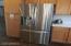 Beautiful french door refrigerator
