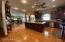 Gourmet kitchen with solid cherry wood cabinets