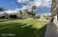 Huge spacious yard