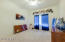 Bedroom 4 with standard closet