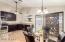Custom cabinet, granite countertops and newer appliances!