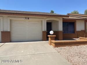 8020 E KEATS Avenue, 318, Mesa, AZ 85209