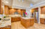 Beautiful Kitchen w/ Granite Counter Tops and S/S Appliances.