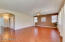 Great Wood Plank Flooring in the Family Room