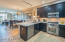 Wonderfully appointed open kitchen perfect for entertaining