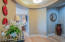 Spacious and inviting entry foyer