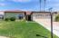 Welcome Home! North/South over sized lot offering NO attached walls.