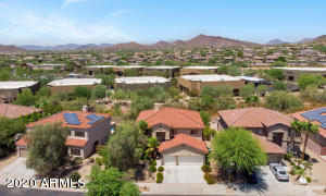 Views for miles, beautiful mountains all around.Gated community as well.