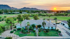 Curb Appeal: Much of this 1.3 acres is for show, the rest is low maintenance for that lock and leave family who wants plenty of options when home, without chores!