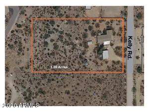 47810 N KELLY Road, New River, AZ 85087