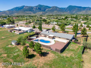 4947 S NEZ PERCE Avenue, Sierra Vista, AZ 85650