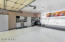 3-Car Garage with Epoxy Floor and great Storage