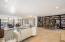 Open great room design