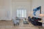 Wonderful formal living room to entertain in. Vaulted ceilings in formal living and dining room