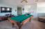 Huge Loft, Pool Room