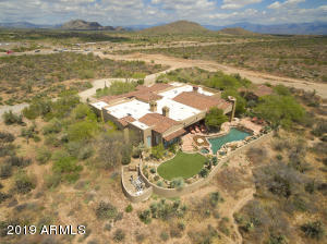 Situated on nearly 5 acres in North Scottsdale
