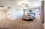 Double doors lead into your owner's suite sanctuary.