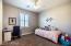 Bedroom three with Jack and Jill Bathroom.