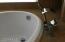 main floor master soaking tub