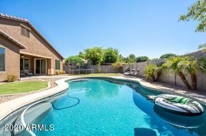 Welcome to your backyard paradise on the cul de sac!