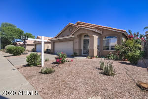 Super clean 3 bedroom 2 bath Chandler home with NO HOA!