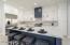 New kitchen cabinets and quartz countertop