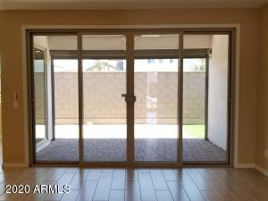 The 4 panel slider vs a single window opens this home up. $5200+ upgrade.