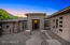 This custom SW soft contemporary home offers a desirable split floor plan and 12' plus ceilings.