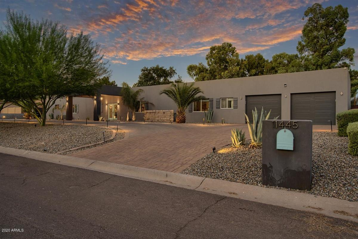 Property for sale at 11445 N 66th Street, Scottsdale,  Arizona 85254