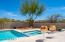 Surrounded by desert open space. Great for the views and privacy!