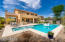 Great pool plus a heated spa! Great for year-round fun!