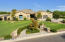 Beautifully custom landscaped one of a kind front yard.