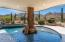 Sun and shade shallow pool decks