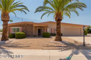10701 W WHEATRIDGE Drive, Sun City, AZ 85373