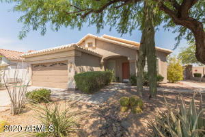 11051 N 87TH PL Scottsdale Front of Home