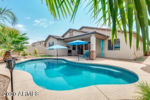 214 W LEATHERWOOD Avenue, Queen Creek, AZ 85140