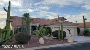 24107 S AGATE Drive, Sun Lakes, AZ 85248