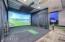 World Class Indoor Golf Simulator.