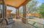 Stunning outdoor living with pavers, turf, built in BBQ and lots of room for outdoor seating.