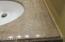 Vanity Top of Guest Bathroom